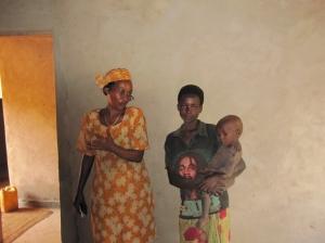 PIH Social worker & Family
