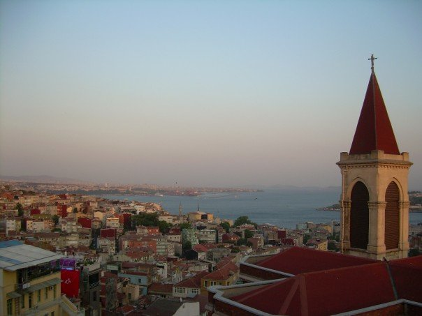 Turkey View From Rooftop 360