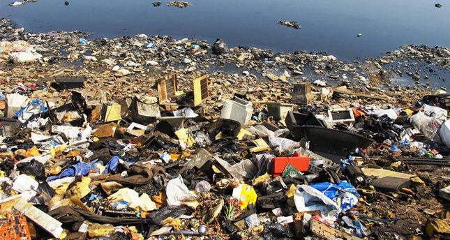 e waste cover
