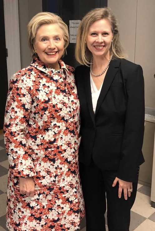 shannon and hillary