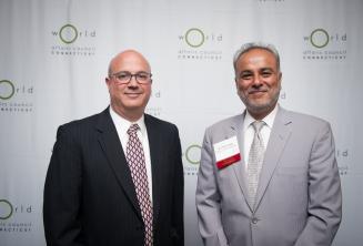 Luminary - Dr. Anwar and David Griggs