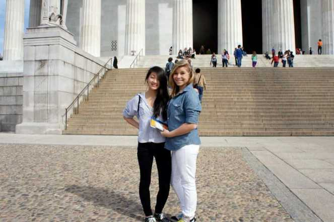 Haley in DC