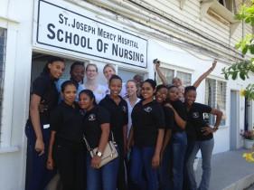 USJ Guyana Immersion Program