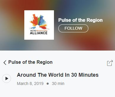 Pulse of the Region (March 8)