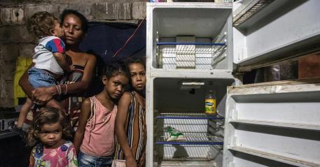 venezuela crisis (HRW)